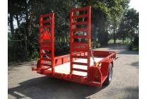 Harcon KOW 5000 Kuip oprijwagen
